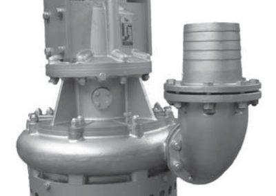 TOYO DPH 175 B-3 mit ölhydraulischem Antrieb